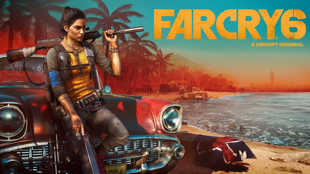 Odotettu Far Cry 6 -toimintapeli julkaistaan lokakuussa