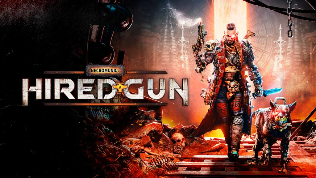 Toimintapeli Necromunda: Hired Gun esitellään uudella elokuvamaisella videolla