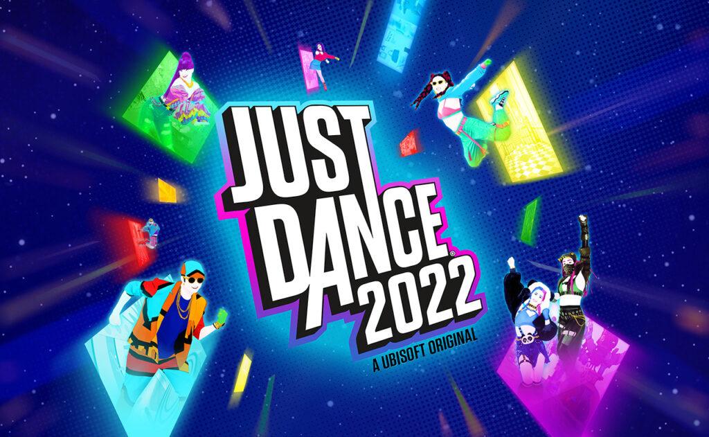 Marraskuussa uudet tanssiliikkeet otetaan haltuun Just Dance 2022 -tanssipelin parissa