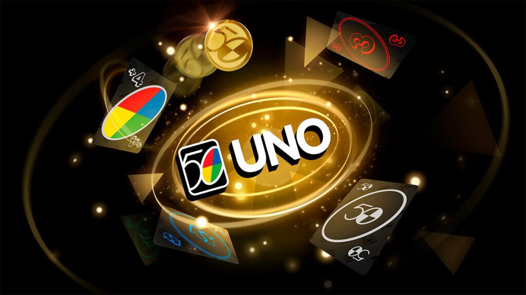 Maailman suosituimpiin korttipeleihin lukeutuva UNO juhlii viisikymppisiään